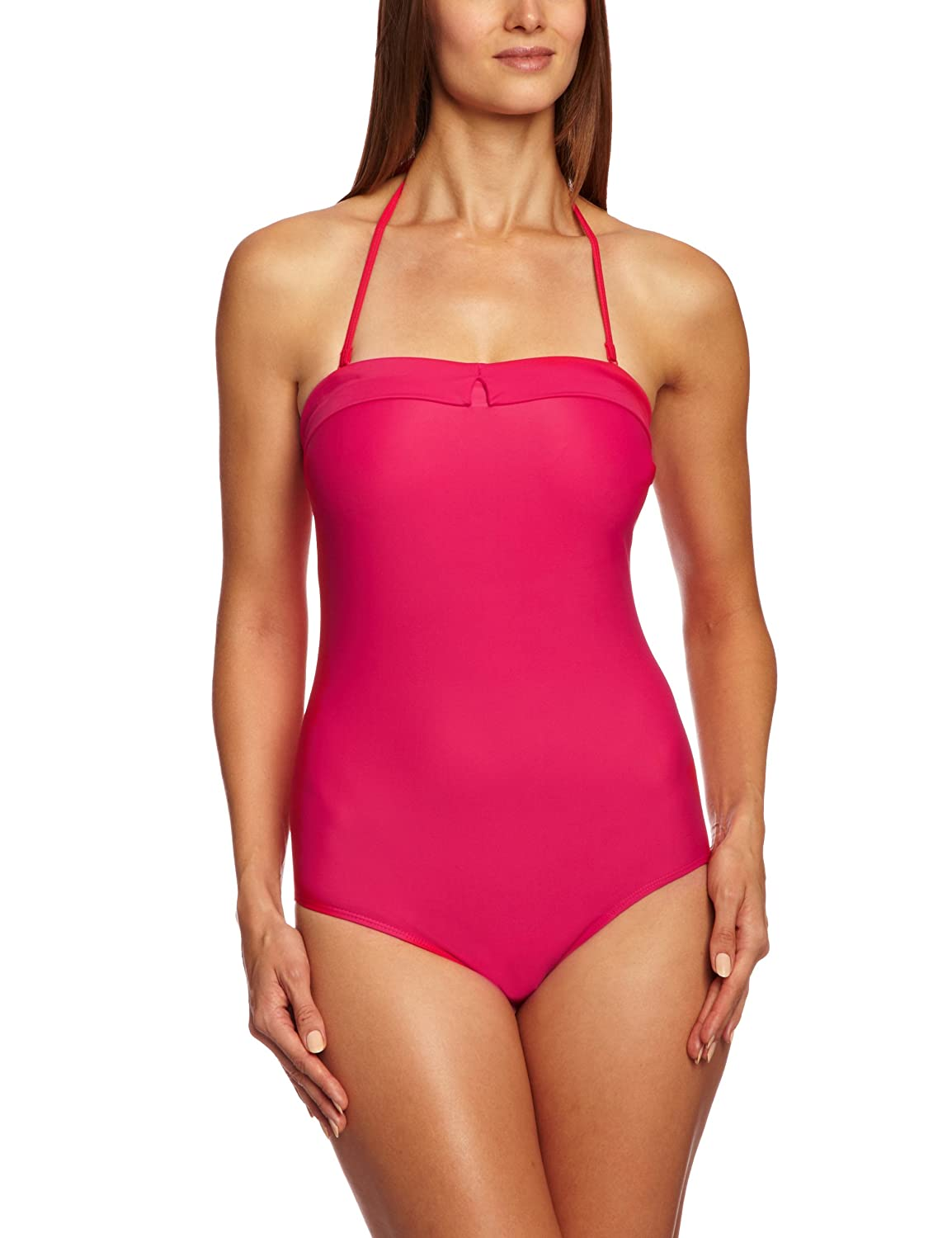 Cleo By Panache Women's Dolly Underwire Bandeau Swimsuit