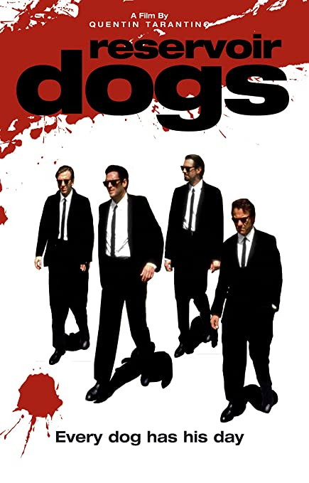 Image result for reservoir dogs poster