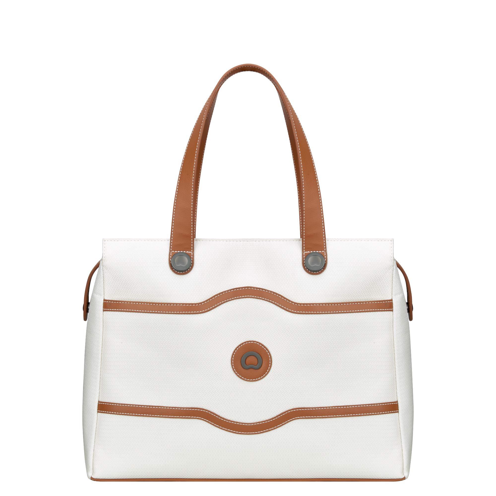 DELSEY Paris Luggage Chatelet Soft Air Shoulder Bag, Champagne One Size