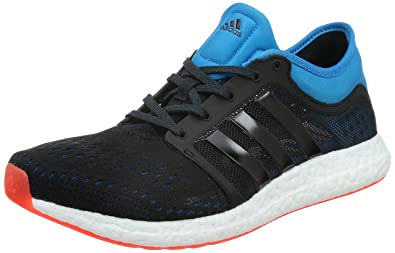 adidas Performance CLIMACHILL ROCKET BOOST Black Blue Men Running Shoes ee69d2a98