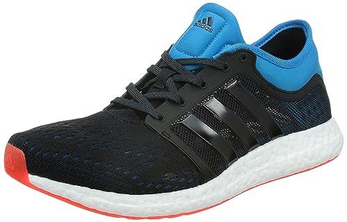 9d543b3de4c3 ... get adidas performance climachill rocket boost black blue men running  shoes 79110 5ae76