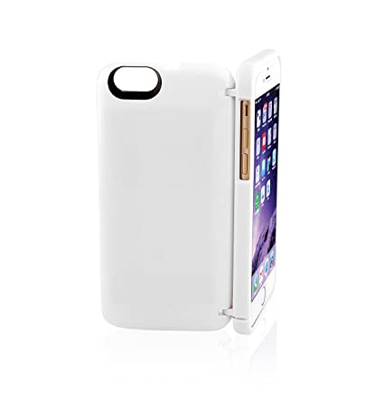 Amazon.com: Cubierta para iPhone 6, de EYN Products, Blanco ...