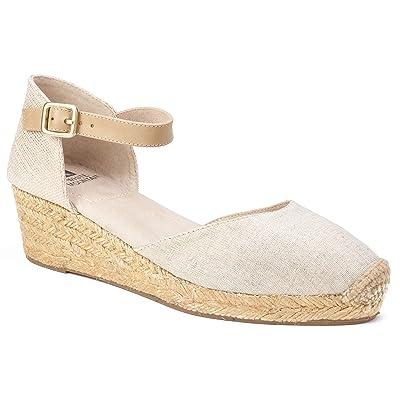 WHITE MOUNTAIN Shoes Kate Women's Sandal | Platforms & Wedges
