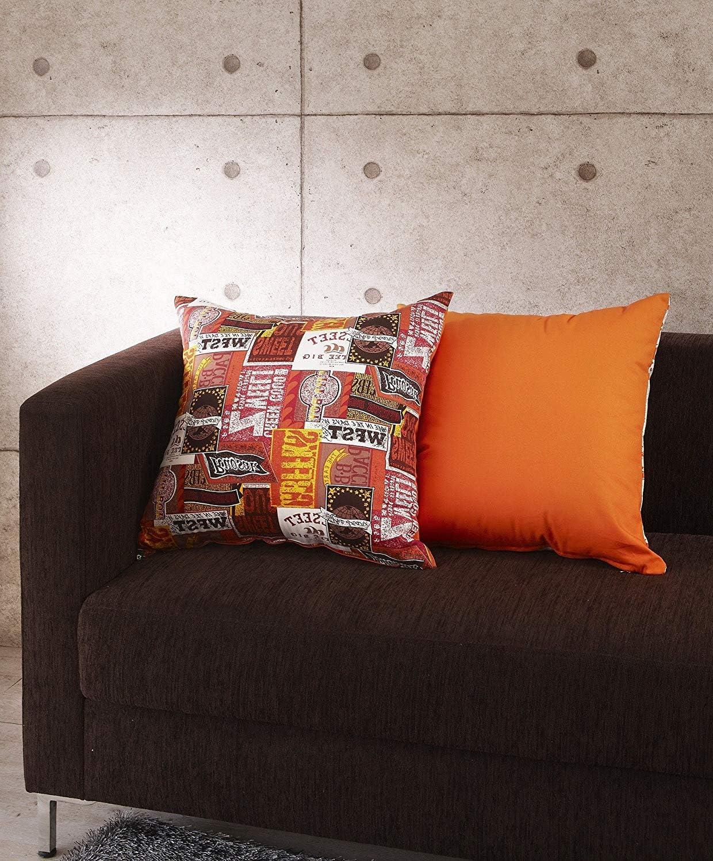 ANZ Global Soft 1 Pack of Fluffy Sofa Cushion Insert 17 Inch 17 x 17 Inch Cushion Inners Chunky Pads 43x43cm