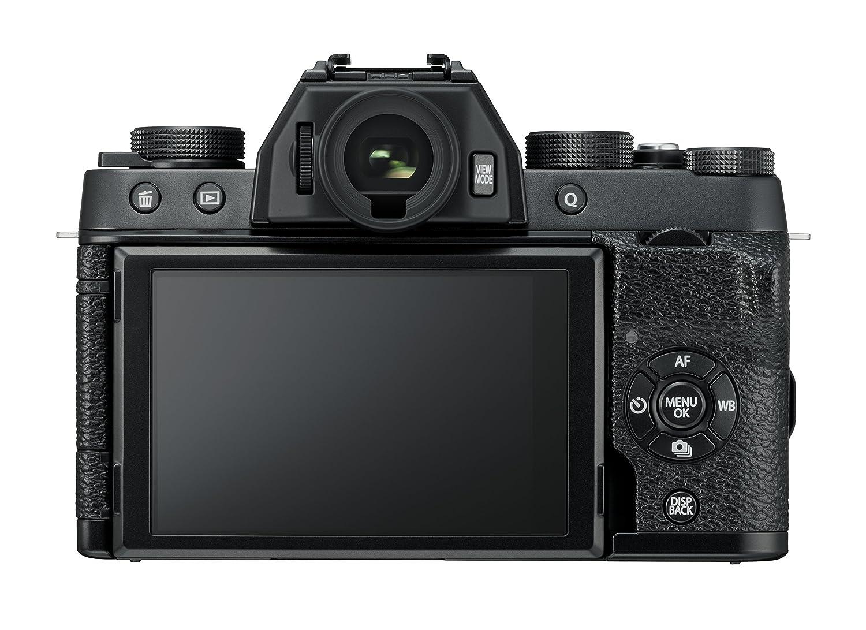 C/ámara digital Fujifilm X-T100 color negro