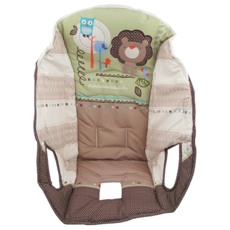 Chair fisher price high chair ez clean - Amazon Com Fisher Price Ez Clean High Chair Replacement Pad X7329 Animals Baby