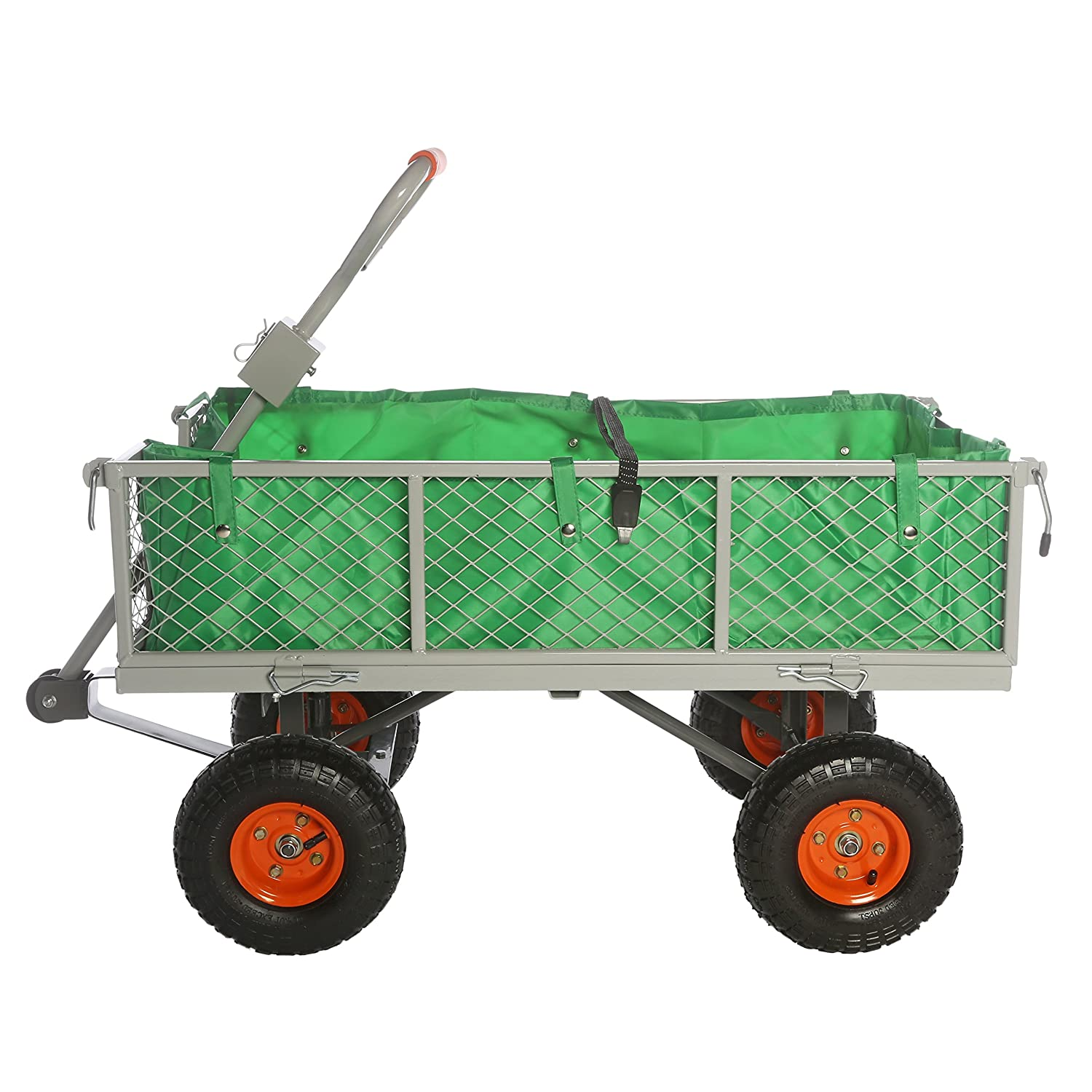 wheels garden hardware index carts cu n utility lawn ace ft cart product jsp