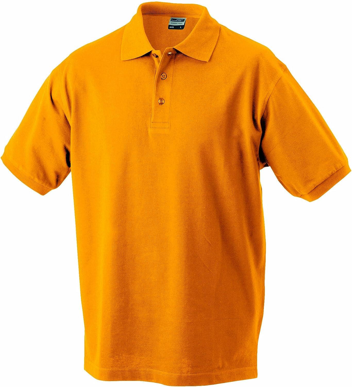 James /& Nicholson Jungen Poloshirt
