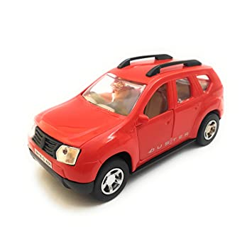 Buy Duster Model Car Toy For Kids Red Color Online At Low Prices In