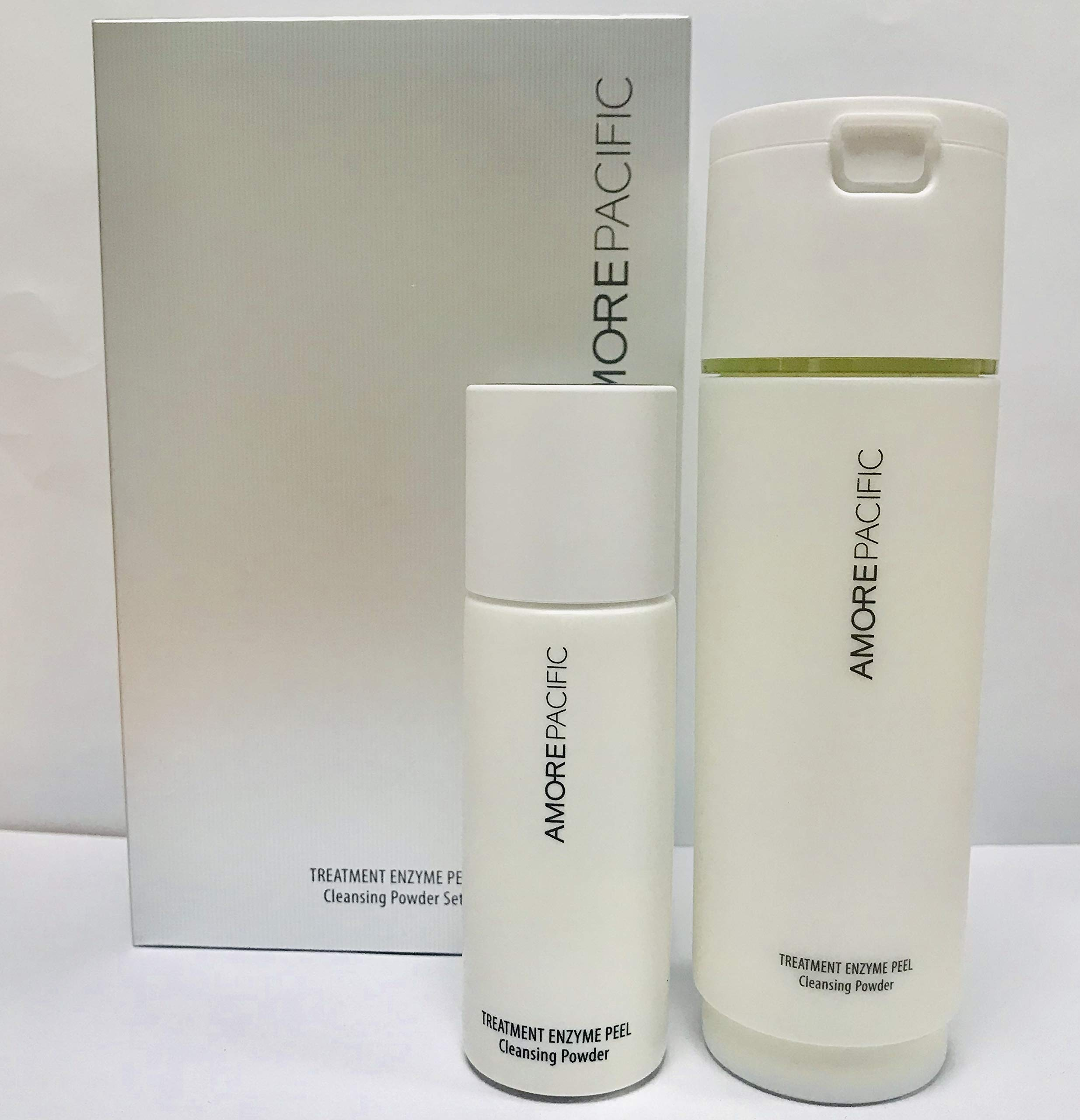 Amore Pacific Treatment Enzyme Peel Cleansing Powder Set (50g + 15g)