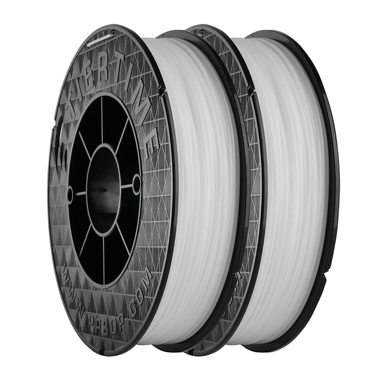 UP Fila C-21-01 - Rollos de plástico ABS (2 unidades, 2 rollos de ...