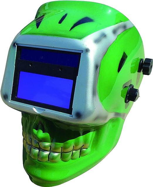 Auto Darkening Solar Welding Helmet ARC TIG MIG Weld Welder Lens Grinding Mask