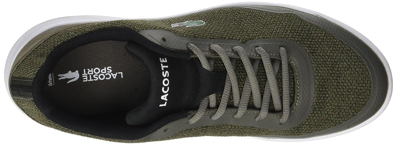 Lacoste Men s Lt Spirit 317 1 Bass Trainers  Amazon.co.uk  Shoes   Bags 35c643b9c5