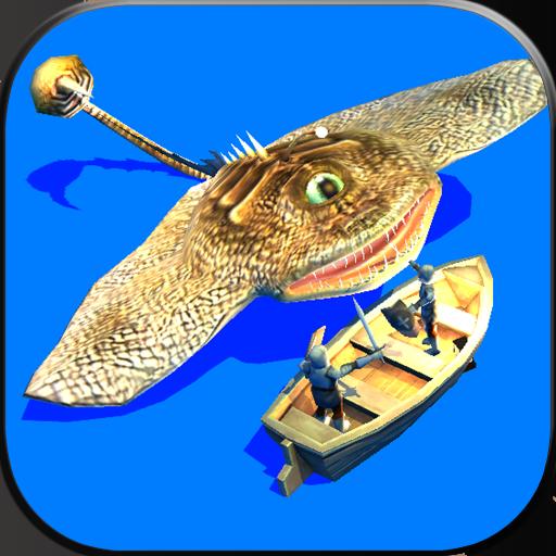 Sea Monster Simulator 3D ()