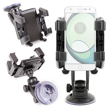 DURAGADGET Soporte con Abrazaderas para Smartphone Medion E5005 ...