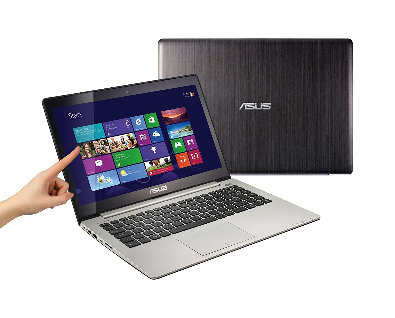 Asus VivoBook S400CA 14″ Touchscreen Ultrabook für 460,32€ als WHD Ware