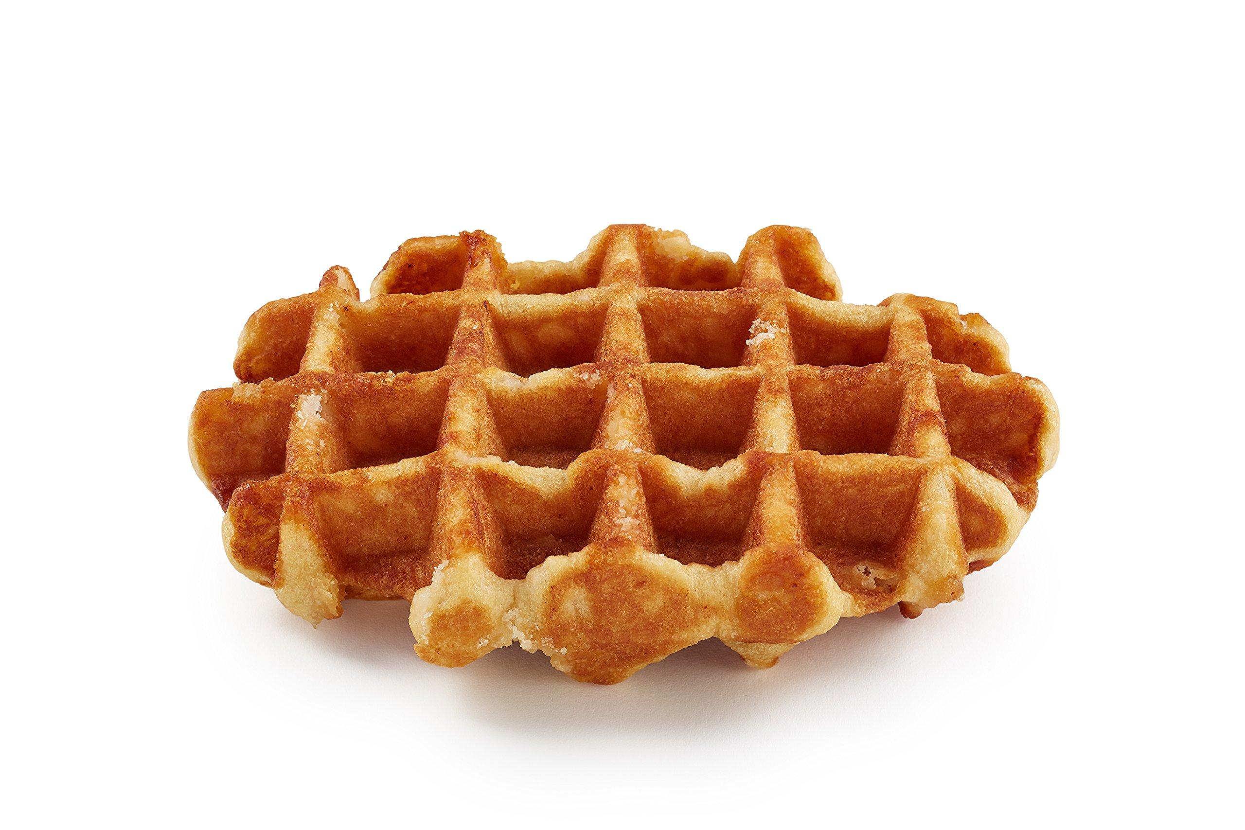 Avieta Pearl Sugar Waffles, 3.17 oz., (40 per case)