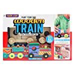 Wood Train Kit (Made by Me)