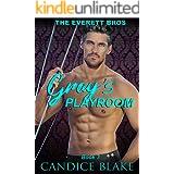 Gray's Playroom (The Everett Bros Book 3): An MM BDSM Romance Novel