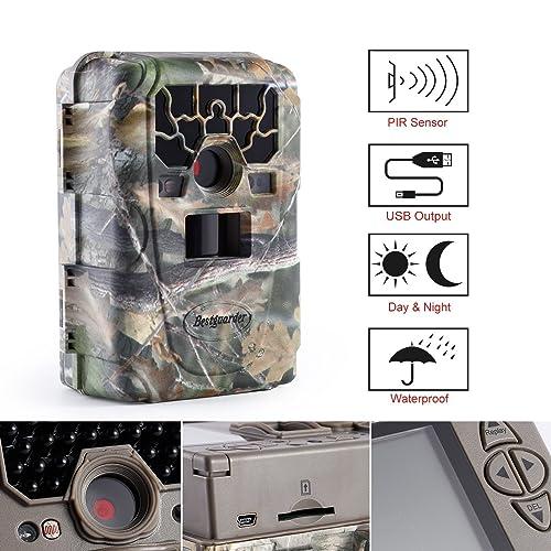 Waterproof IP66 Game Camera
