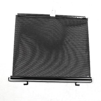 Bon ZYHW Retractable Car Curtain Window Roller Sun Shade Protector 125x45cm