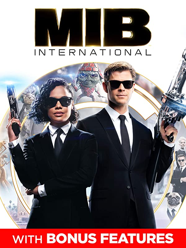 Men In Black: International (Plus Bonus Features) - <strong>Chris Hemsworth</strong>