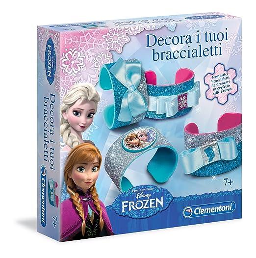 76 opinioni per Clementoni 15214- Frozen Decora I Tuoi Braccialetti