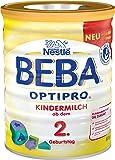 Nestlé BEBA雀巢贝巴 OPTIPRO 婴幼儿奶粉 适合2岁以上婴幼儿 3罐装 (3 x 800 g)(不含助溶剂,冲泡需用力摇,冲后有结晶非品质问题,请放心食用)