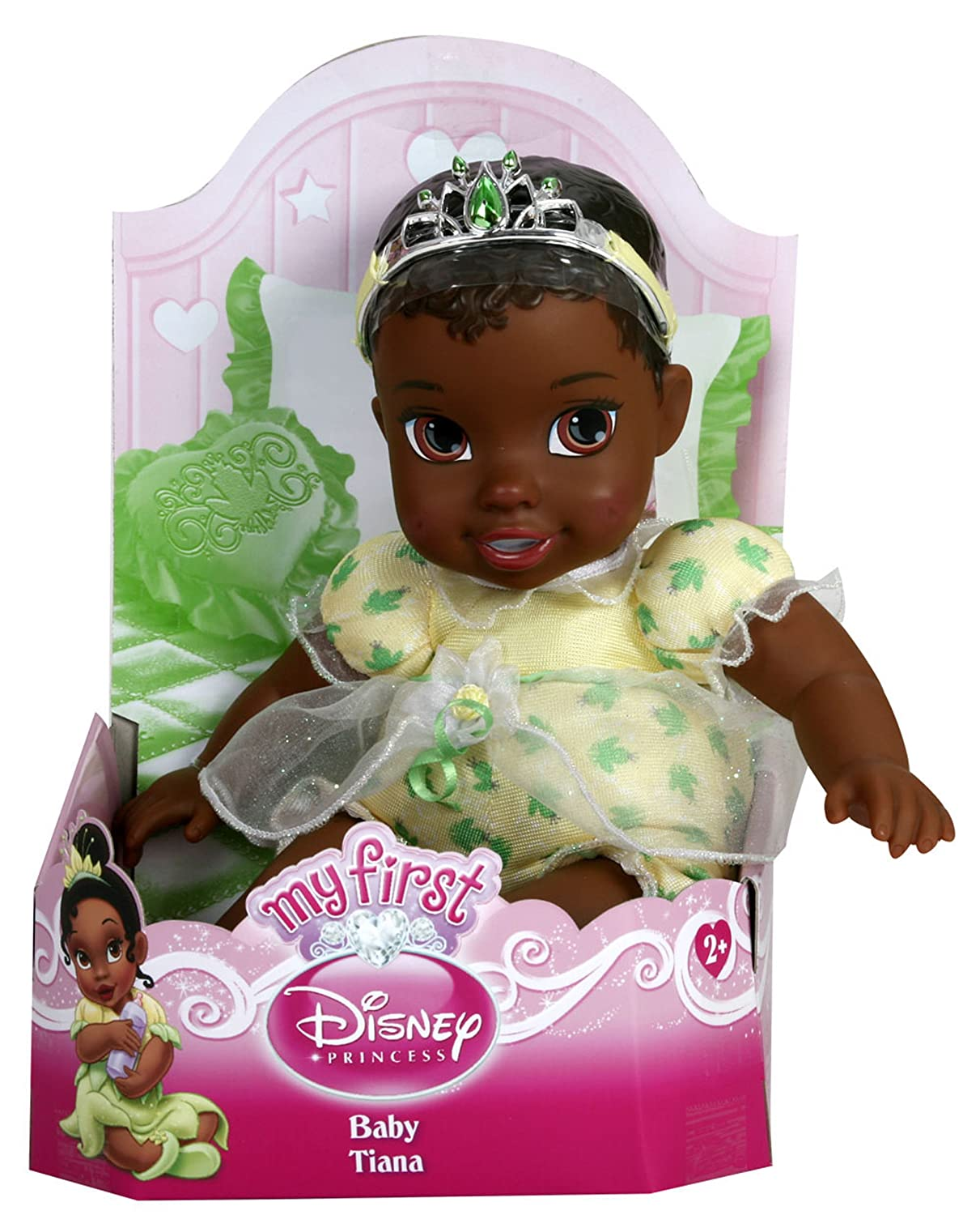 Amazoncom Disney Princess Baby Doll  Tiana Toys  Games