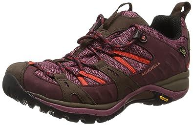 Merrell Siren 3 Gore tex, Chaussures de Randonnée Basses