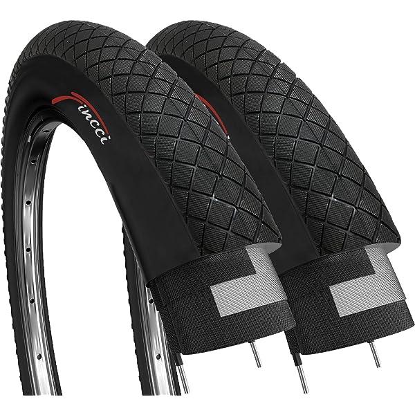Tribal BMX Rueda Trasera para Bicicleta 9T, 50,8 cm, 5 Colores