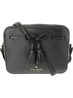e1d221d57 Amazon.com: Kate Spade New York Women's Tinley Camera Bag, Black ...
