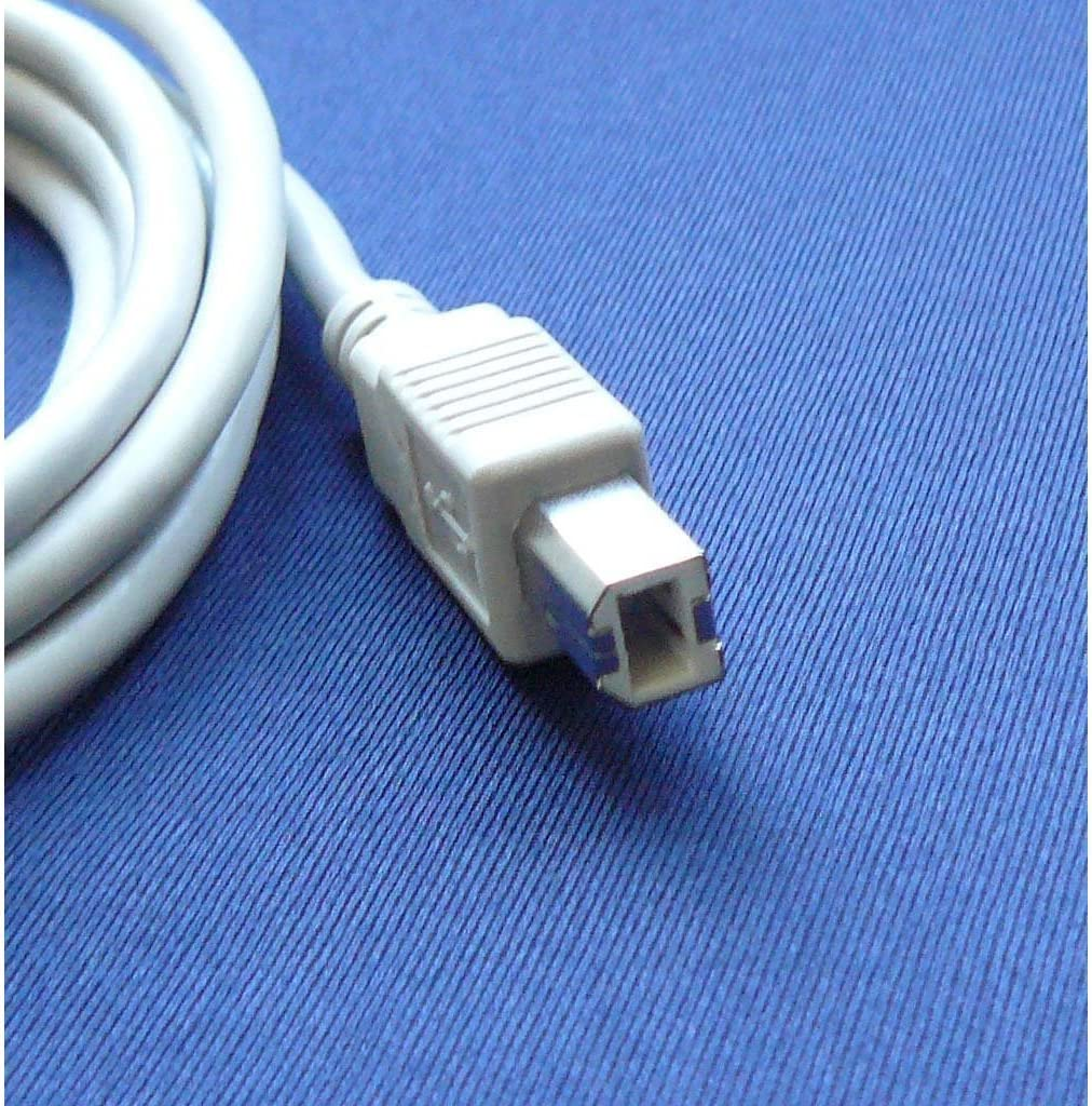 Bargains Depot Kodak ESP Office 2170 AiO Printer Compatible USB 2.0 Cable Cord for PC MacBook 6 feet White Notebook