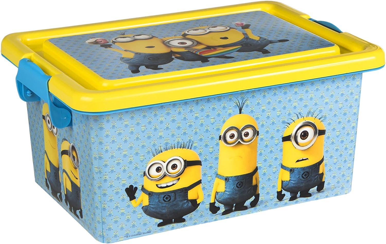 ColorBaby - Caja ordenación 7 litros, diseño minions (76599 ...