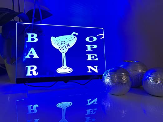 Zhengdian Electronic LED Bar Open Cartel Nuevo Cartel Cargar ...