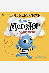 There's a Monster in Your Book Paperback