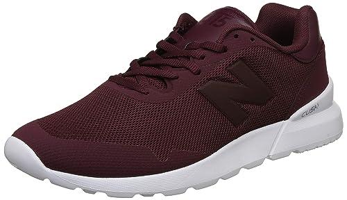 dormitar gramática Andes  Buy new balance Men's Burgundy Sneakers-9 UK/India (43 EU)(9.5 US)  (MS515TXE) at Amazon.in