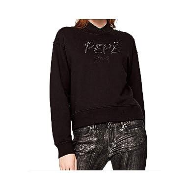 new concept 0190c 70761 Pepe Jeans PL580763 Sweatshirt Frauen: Amazon.de: Bekleidung
