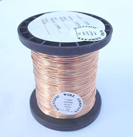 Copper craft wire 1kg 150mm diameter 14 gauge 63meters copper craft wire 1kg 150mm diameter 14 gauge 63meters keyboard keysfo Gallery