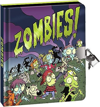 Peaceable Kingdom Zombies! Foil Cover 6.25