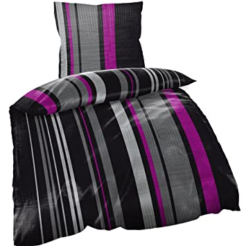 Bertels Textilhandels Gmbh Mikrofaser Seersucker Bettwäsche 135x200