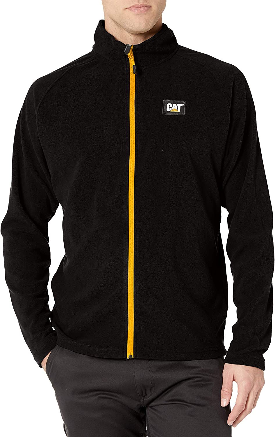 CAT Men's 1310044 Concord Fleece - All items free shipping Jacket Los Angeles Mall XXXX-Large Black