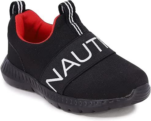 Nautica Kids Fashion Sneaker Slip-On Athletic Running Shoe|Boy - Girl|(Toddler/Little Kid)