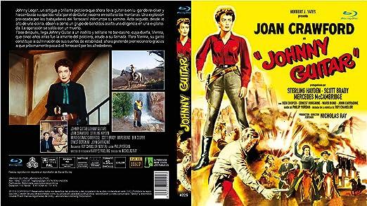 Johnny guitar [blu-ray]: Amazon.es: Joan Crawford, Sterling Hayden ...