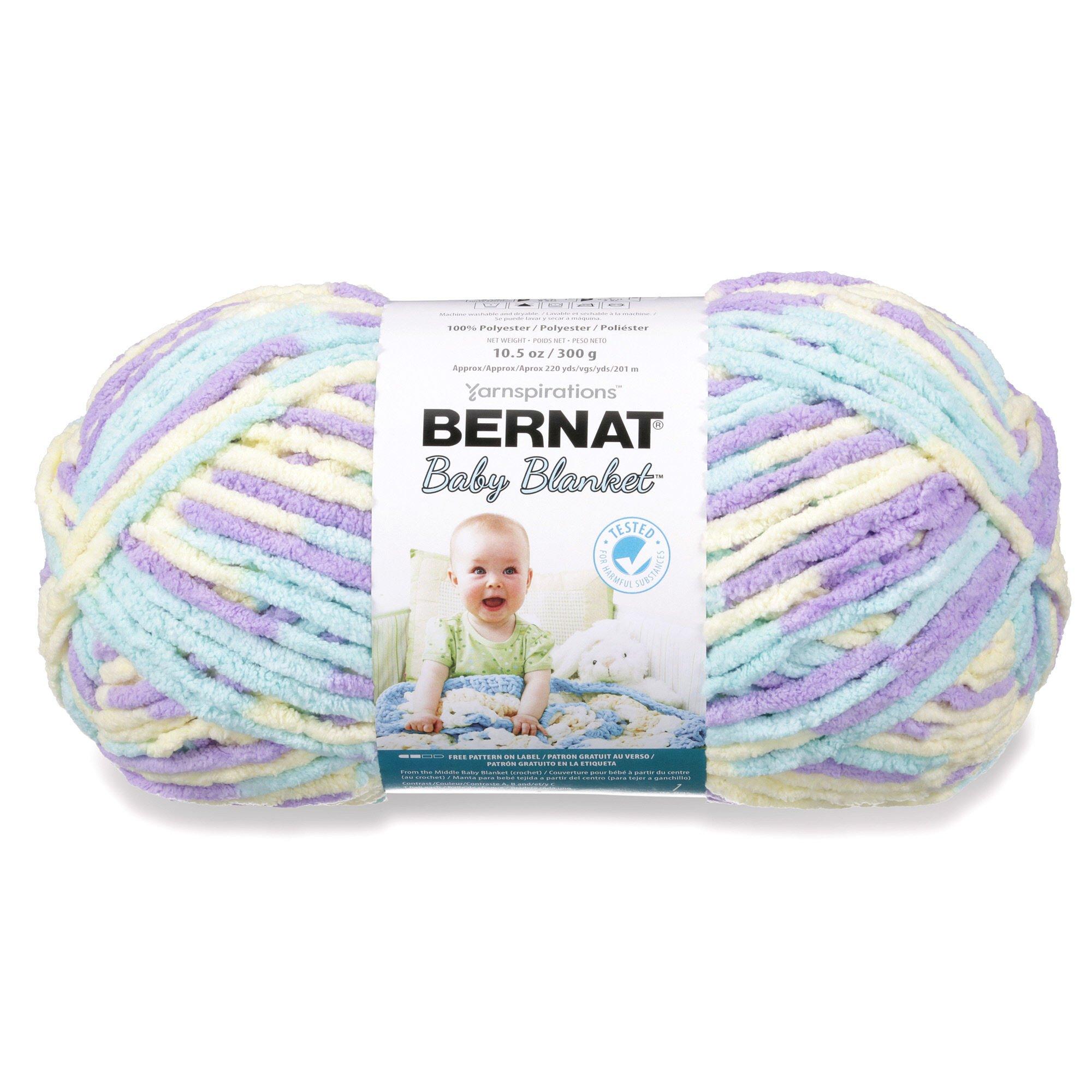 Bernat - Manta de bebé Big Ball Huevo de Pascua