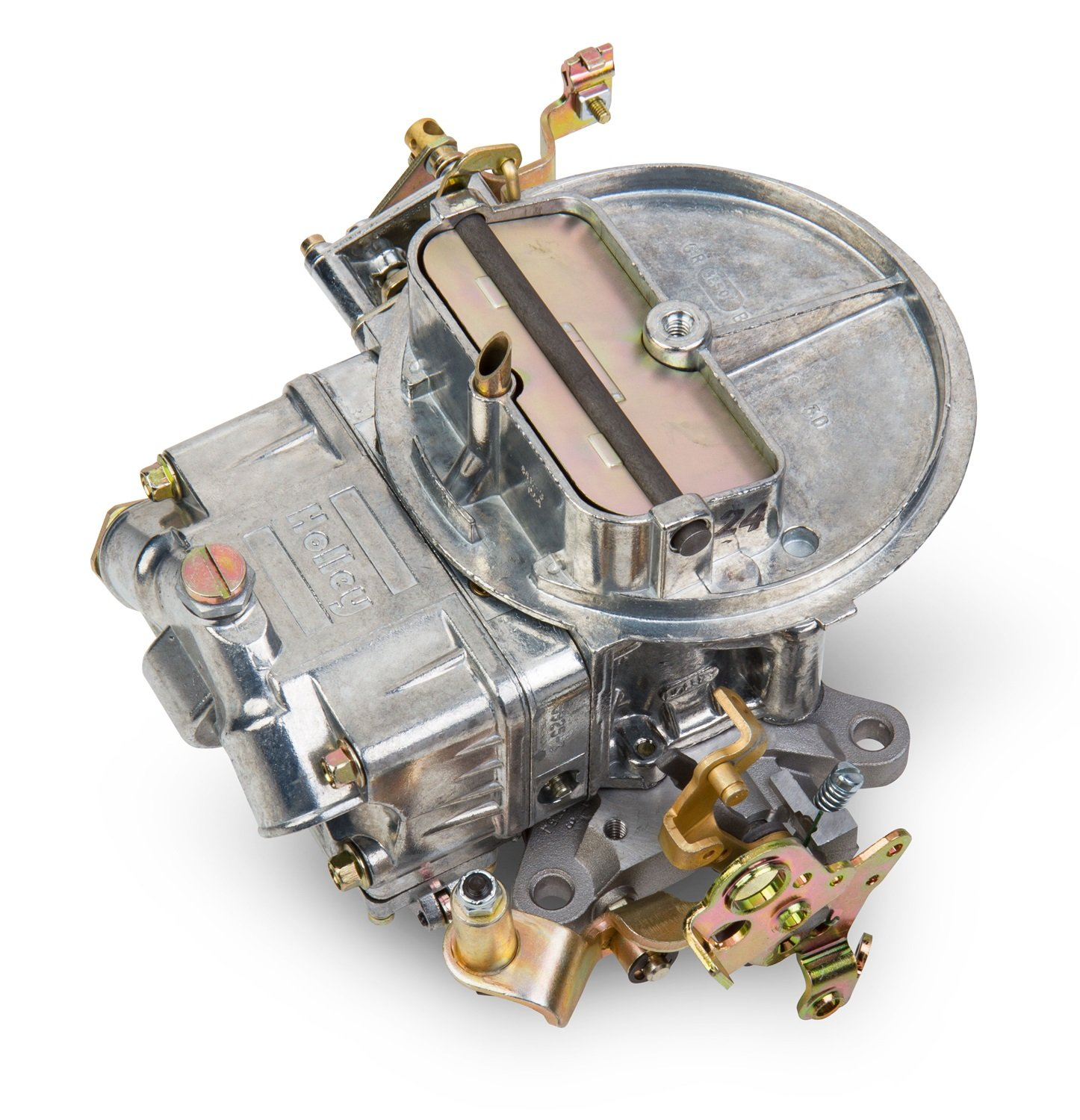 Holley 0-4412S Model 2300 500 CFM 2-Barrel Manual Choke New Carburetor by Holley