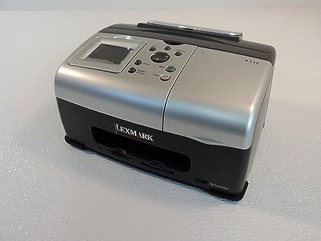 Amazon.com: Lexmark Snapshot Impresora fotográfica portátil ...
