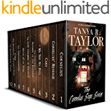 The Cornelius Saga Series: The Ultimate 10 Book Adventure-packed Supernatural Thriller Collection (Limited Edition)