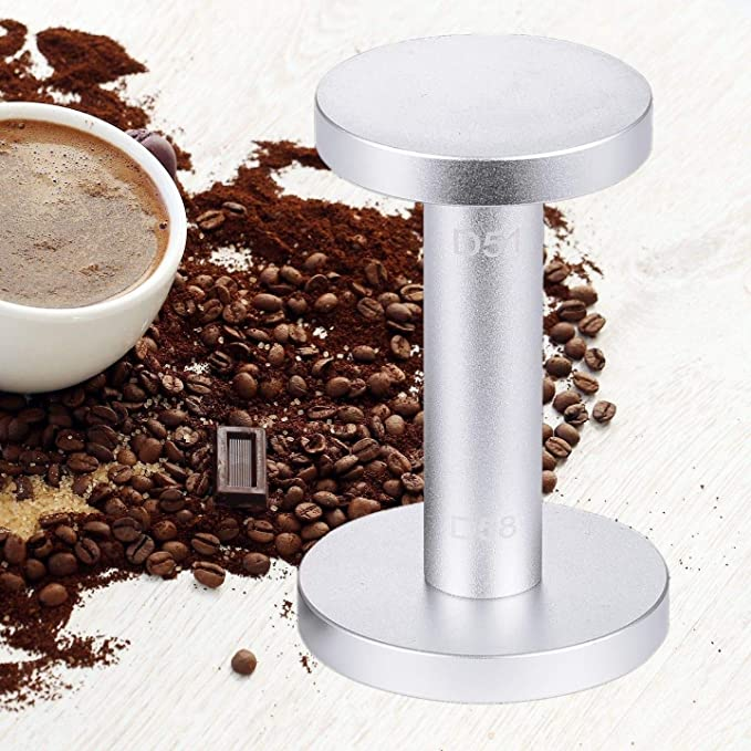 Amazon.com: Tamper de café para cafetera Espresso Barista ...
