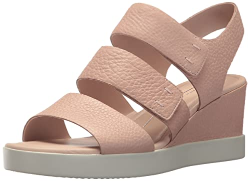 ECCO Shape, Zapatos de tacón con Punta Abierta para Mujer